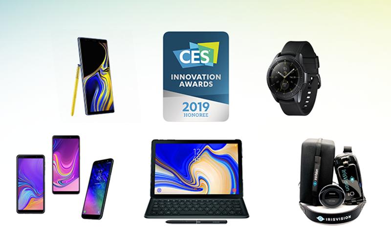 CES 2019 혁신상 수상작들을 만나보자!