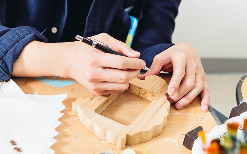 사내에서 즐기는 '소확행', 삼성디스플레이 'TJ컨츄리 공예 동호회'