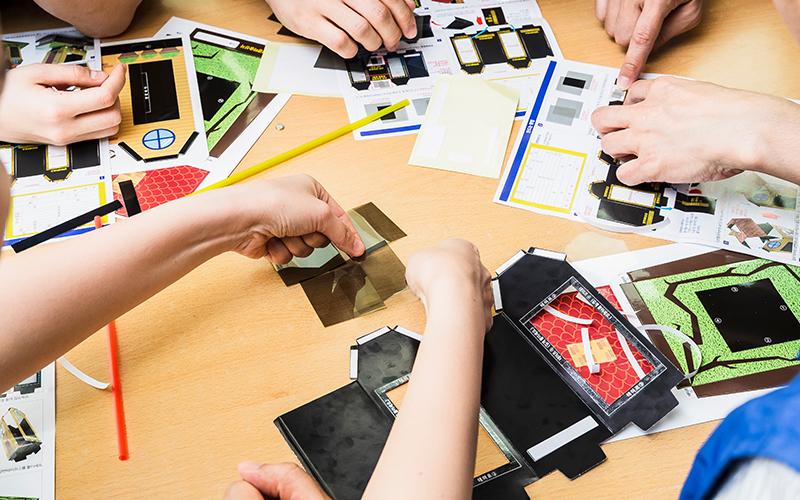 호기심이 쑥쑥! 삼성디스플레이와 아이들이 함께하는 재미있는 '삼성과학교