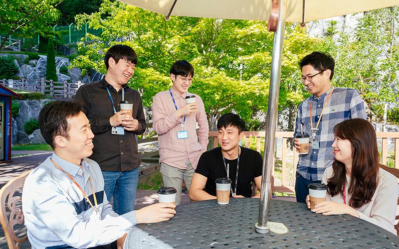 [신입사원 SDC 탐구생활] 2편 - 삼성디스플레이 GWP 행사로 소통 UP, 팀워크 UP!