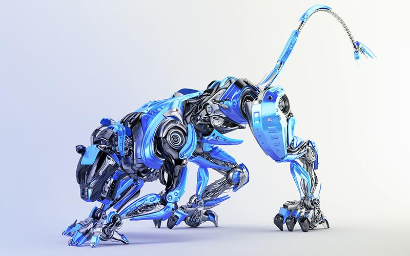 동물의 우수한 특성을 닮다! 진화하는 생체모방 기술, '동물형 생체모방 로봇'